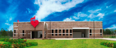 Inauguración del centro de rehabilitación integral TELETÓN La Esperanza, Intibucá