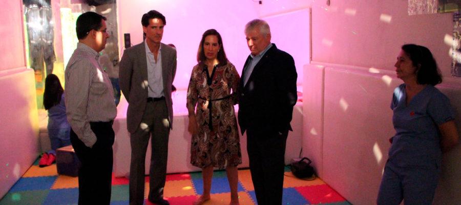 Tigo Honduras inaugura sala de rehabilitación virtual en Teletón