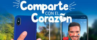 """Banco FICOHSA lanza su campaña """"Comparte Con El Corazón"""""""