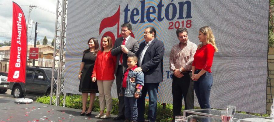 """Inicia """"La lotería online del amor"""" de BANCO ATLÁNTIDA en apoyo a la TELETÓN"""