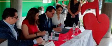 ¡UNITEC Y TELETÓN firman importante convenio de cooperación interinstitucional!