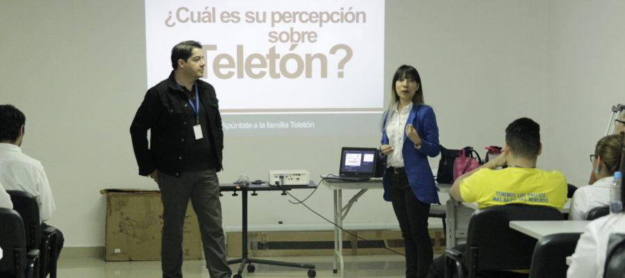 Farmacias Kielsa sensibiliza a sus colaboradores,  preparándose para la obra de amor Teletón 2019
