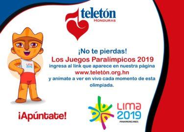 Juegos Paralímpicos 2019